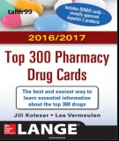 Ebook Top 300 pharmacy drug cards: Part 1