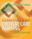 Ebook Essentials of critical care nursing - A holistic approach: Part 1
