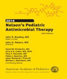 Ebook Nelson's pediatric antimicrobial therapy (20th edition): Part 2