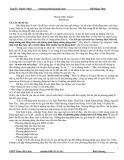 Chuyên đề: Bất đẳng thức - Nguyễn Thành Nhân