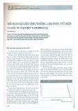 Mối quan hệ giữa tăng trưởng, lạm phát, tiết kiệm và đầu tư tại Việt Nam (Phần 2)