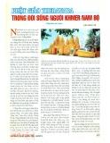 Phật giáo Theravada trong đời sống người Khmer Nam bộ