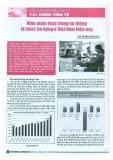 Nhìn nhận thực trạng hệ thống tổ chức tín dụng ở Việt Nam hiện nay