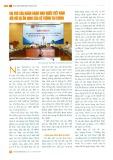 Vai trò của ngân hàng nhà nước Việt Nam đối với sự ổn định của hệ thống tài chính