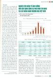 Nghiên cứu nhân tố ảnh hưởng đến vận dụng công cụ phái sinh tín dụng tại các ngân hàng thương mại Việt Nam