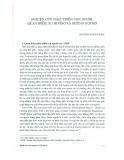 Nghiên cứu phát triển con người: Quan điểm, xu hướng và những gợi mở