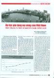 Áp lực gia tăng nợ công của Việt Nam - Thực trạng và một số khuyến nghị chính sách
