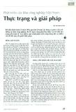 Phát triển các khu công nghiệp Việt Nam: Thực trạng và giải pháp