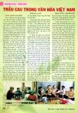 Trầu cau trong văn hóa Việt Nam
