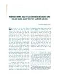 Nhận diện những nhân tố làm ảnh hưởng đến sự hài lòng của các doanh nghiệp FDI ở Việt Nam thời gian qua