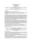 Tiêu chuẩn Quốc gia TCVN 8954:2011