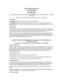 Tiêu chuẩn Quốc gia TCVN 8529:2010