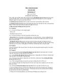 Tiêu chuẩn ngành TCN 05:1997