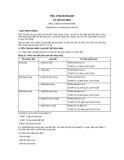 Tiêu chuẩn ngành 14 TCN 53:1997