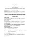 Tiêu chuẩn Quốc gia TCVN 8903:2011 - EN 1139:1994