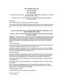 Tiêu chuẩn Quốc gia TCVN 9970:2013 - ISO 12078:2006