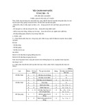 Tiêu chuẩn nhà nước TCVN 1768:1975