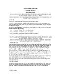 Tiêu chuẩn Quốc gia TCVN 8779-1:2011