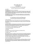 Tiêu chuẩn Quốc gia TCVN 8409:2012