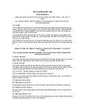 Tiêu chuẩn Quốc gia TCVN 8700:2011