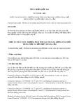Tiêu chuẩn Quốc gia TCVN 8762:2012