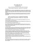 Tiêu chuẩn Quốc gia TCVN 8792:2011