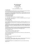 Tiêu chuẩn ngành 10 TCN 339:1998