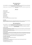 Tiêu chuẩn Quốc gia TCVN 8861:2011