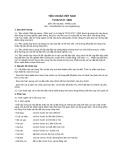 Tiêu chuẩn Việt Nam TCVN 5747:1993