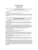 Tiêu chuẩn Quốc gia TCVN 8465:2010 - GS 2/3-1:1994