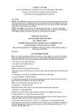 Tiêu chuẩn ngành TCN 68-174:1998