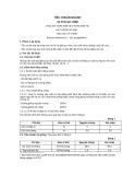 Tiêu chuẩn ngành 10 TCN 317:1998