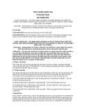Tiêu chuẩn Quốc gia TCVN 8467:2010