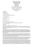Tiêu chuẩn Việt Nam TCVN ISO 14001:2005 - ISO 14001:2004 (xuất bản lần 2)