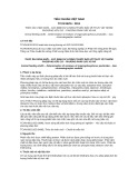 Tiêu chuẩn Việt Nam TCVN 8676:2011 - ISO 14182:1999