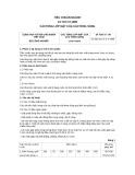 Tiêu chuẩn ngành 24 TCN 72:1999