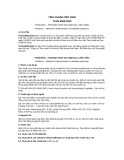Tiêu chuẩn Việt Nam TCVN 8560:2010
