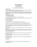 Tiêu chuẩn ngành 10 TCN 309:1998