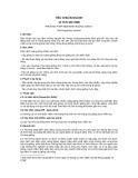 Tiêu chuẩn ngành 10 TCN 342:1998