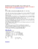 Bài tập kế toán tài chính doanh nghiệp