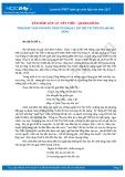 Văn mẫu lớp 12: 5 bài văn mẫu phân tích đoạn 2 bài thơ Tây Tiến của Quang Dũng