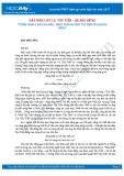 Văn mẫu lớp 12: 5 bài văn mẫu phân tích bài thơ Tây Tiến của Quang Dũng