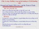 Bài giảng Thương mại quốc tế: Chương 4 - Nguyễn Hữu Lộc