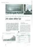 Vai trò của ODA đối với phát triển Việt Nam: 20 năm nhìn lại