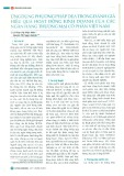 Ứng dụng phương pháp DEA trong đánh giá hiệu quả hoạt động kinh doanh của các ngân hàng thương mại cổ phần Việt Nam