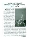 Thành phố Cần Thơ mười năm, một chặng đường phát triển