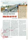 20 năm thu hút vốn ODA tại Việt Nam - Những hiệu quả tích cực