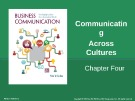 Lecture Business communication: Developing leaders for a networked world: Chapter 4 - Peter W. Cardon