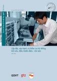 Chương trình Mô đun đào tạo nghề Cơ điện tử - MD 06: Lắp đặt, vận hành và kiểm tra hệ thống khí nén, điều khiển điện – khí nén