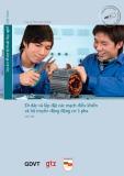 Chương trình Mô đun đào tạo nghề Cơ điện tử - MD 09: Lập trình điều khiển hệ thống Cơ điện tử sử dụng PLC